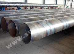 Submerged Arc Welded [SAW] Tubular Pipes